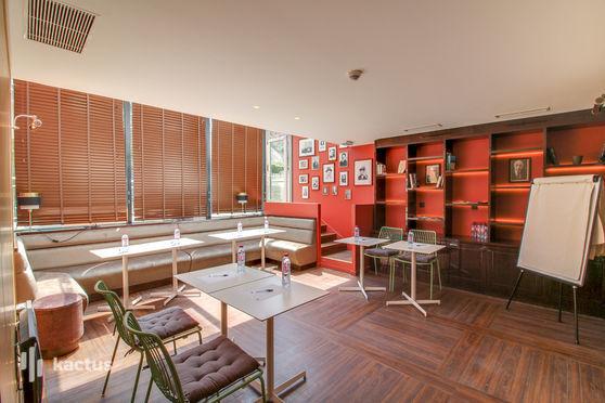 Salle séminaire  - Quality Hôtel & Suites Bibliothèque By HappyCulture