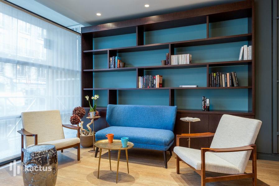 Quality Suites Bercy Bibliothèque *** Intérieur