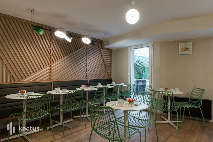 Quality Suites Bercy Bibliothèque *** Petit-déjeuner