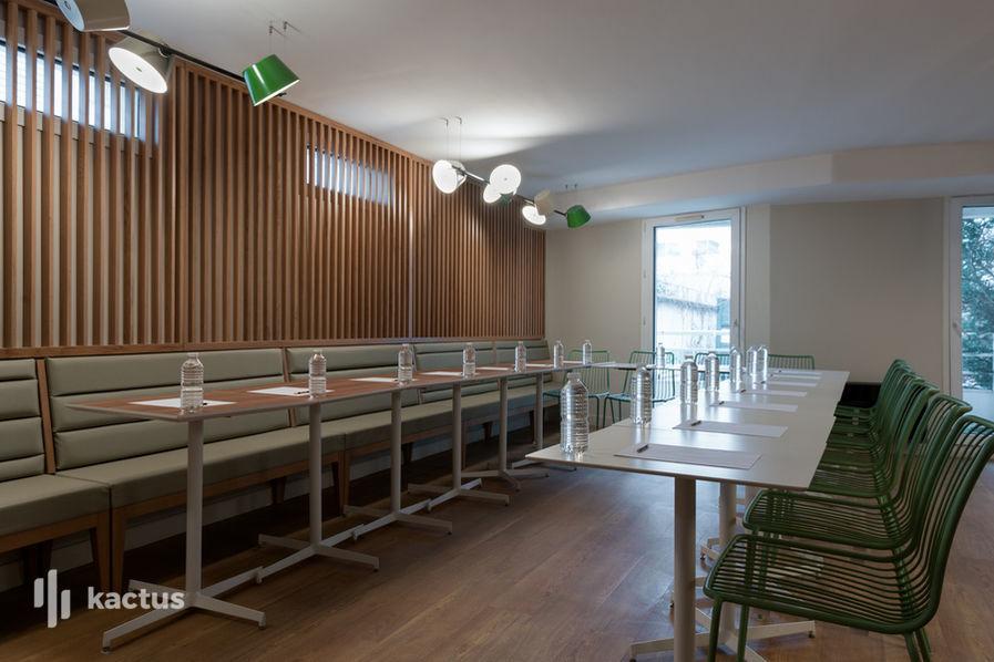 Quality Suites Bercy Bibliothèque *** Salle de séminaire