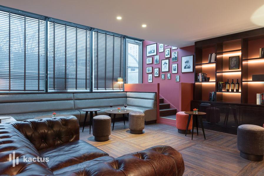 Quality Suites Bercy Bibliothèque *** Salon