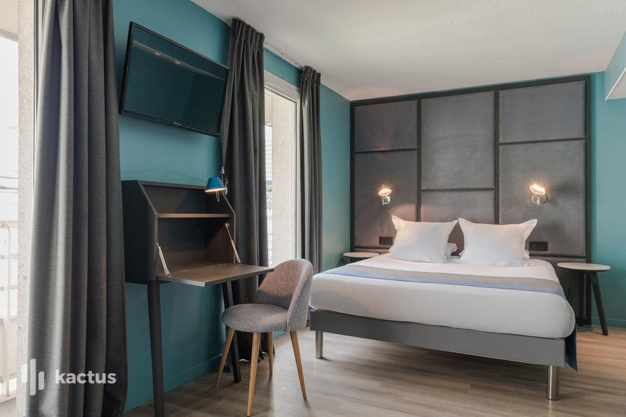 Quality Suites Bercy Bibliothèque *** Chambre