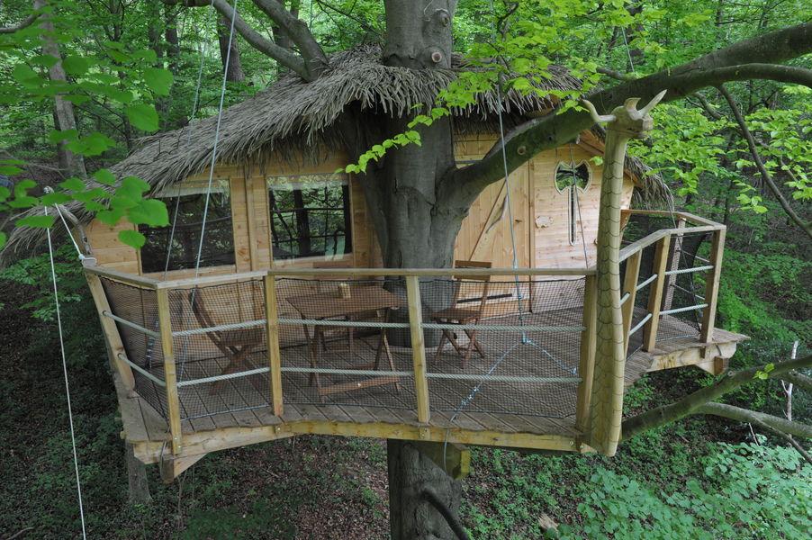 Les Cabanes de Fontaine 8