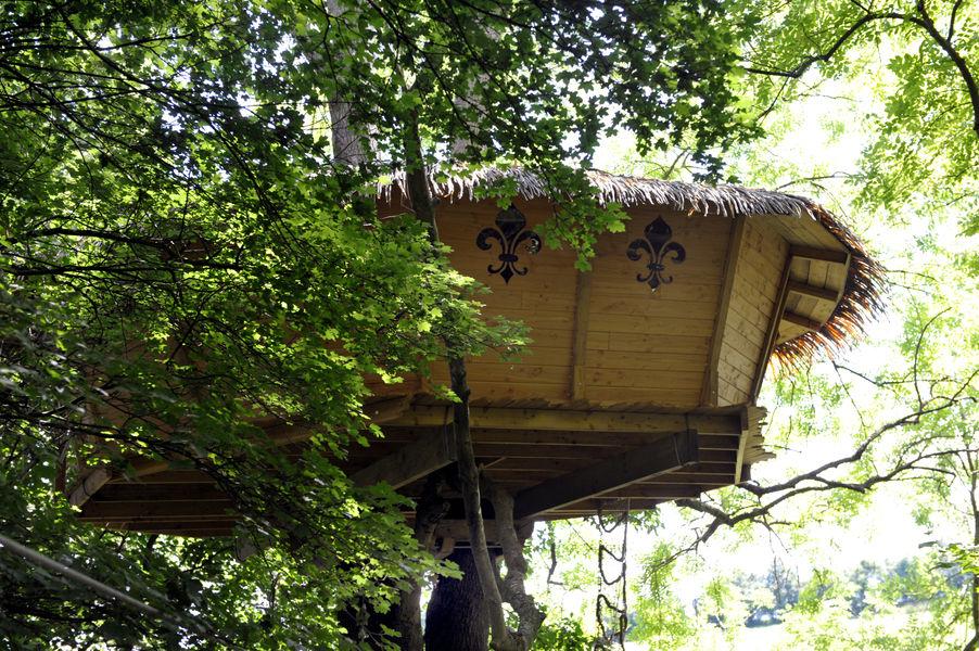 Les Cabanes de Fontaine 14