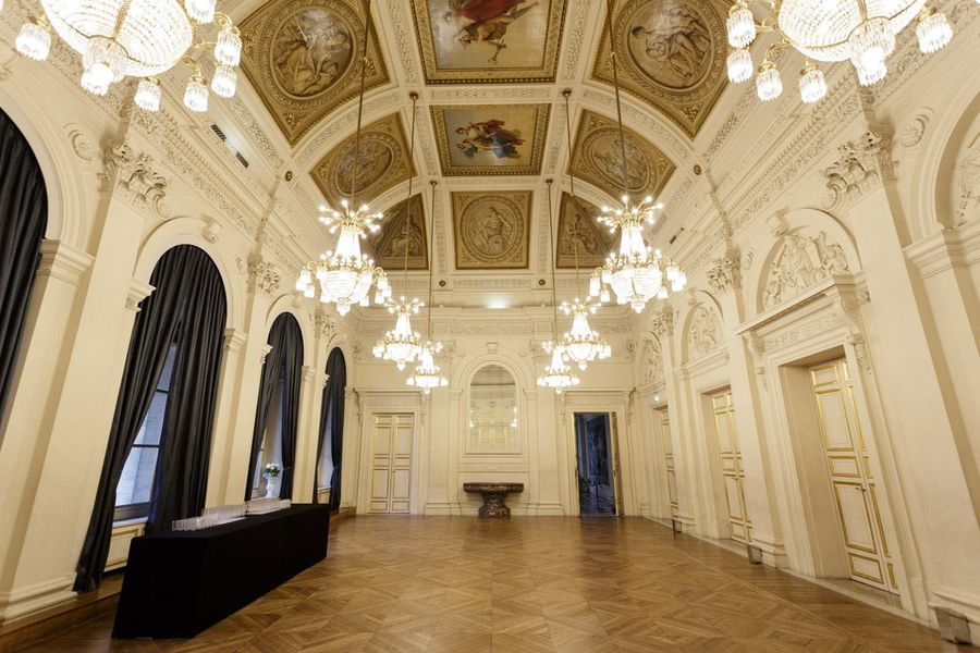 Palais Brongniart 35