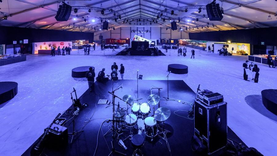 Paris Event Center 3