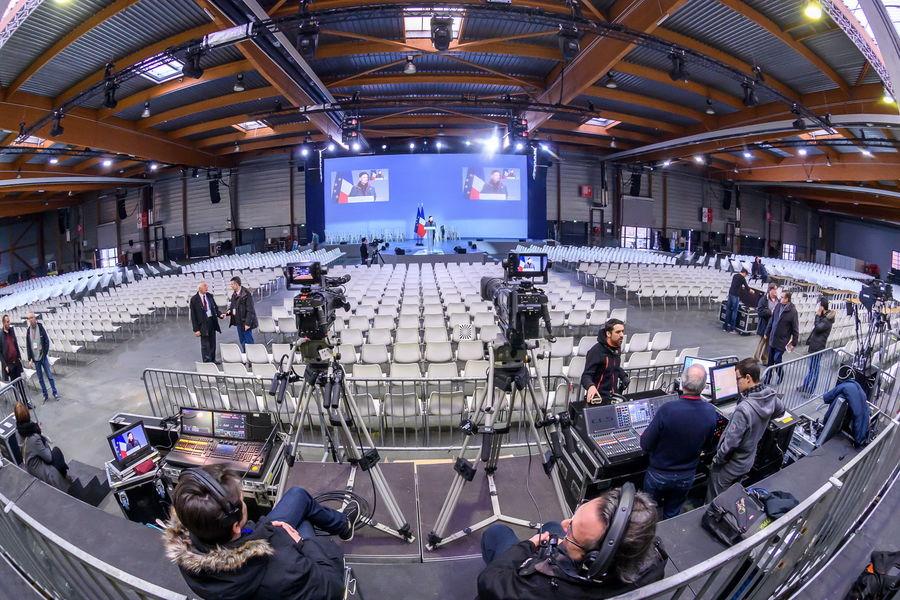 Paris Event Center 4