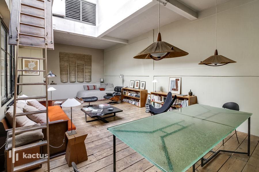 Atelier Eiffel Salon à l'Étage