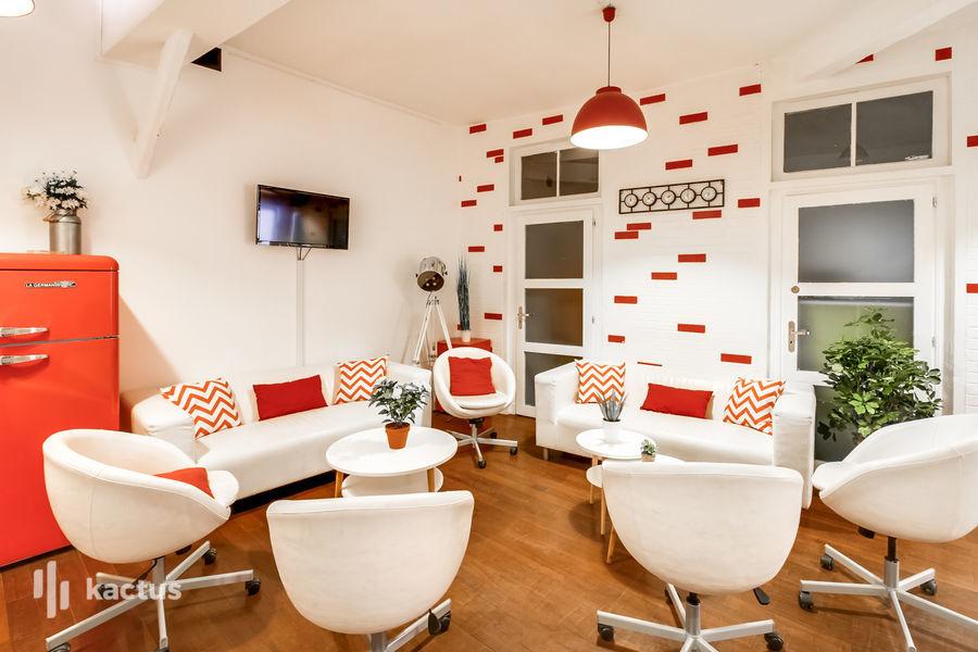Loft Roquette Espace bar-salon
