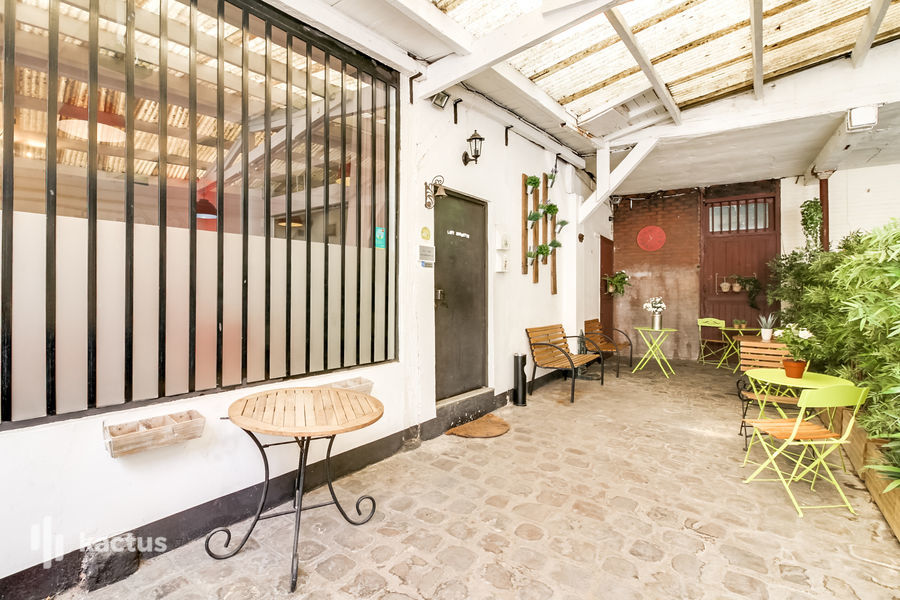 Loft Roquette Terrasse
