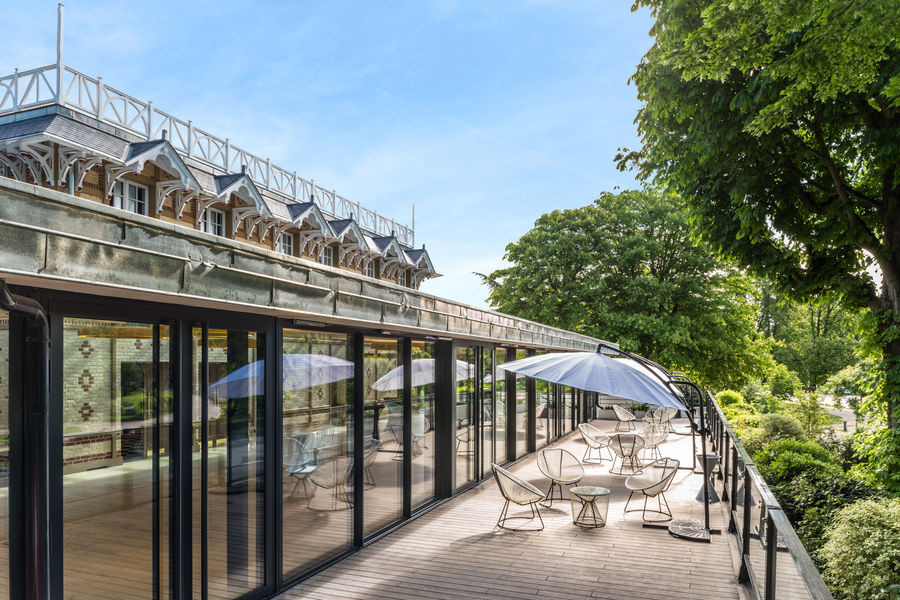Pavillon Royal Terrasse Eiffel