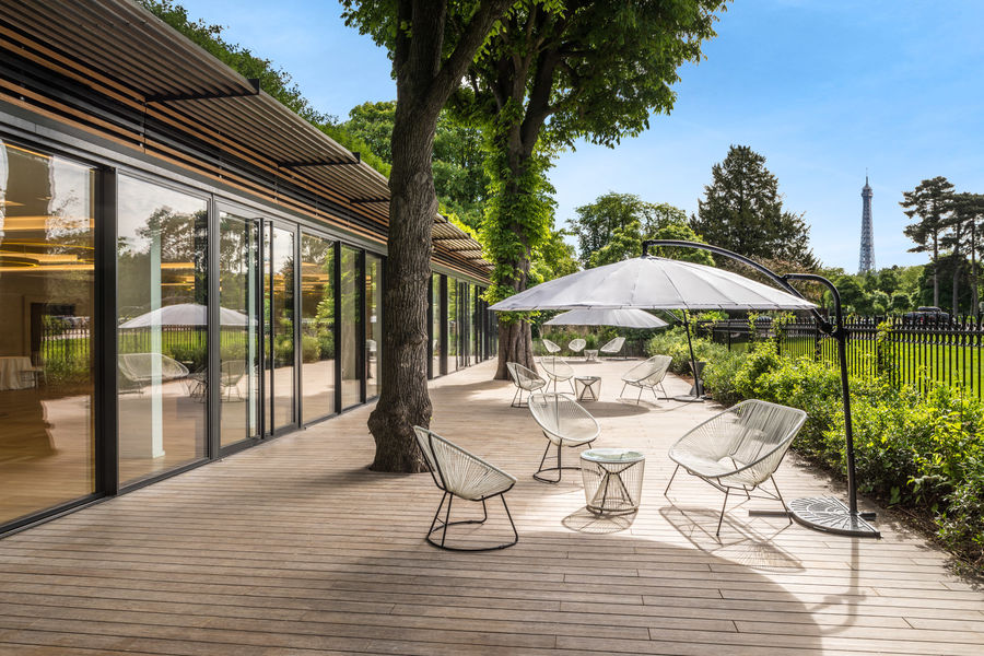 Pavillon Royal Terrasse Muette