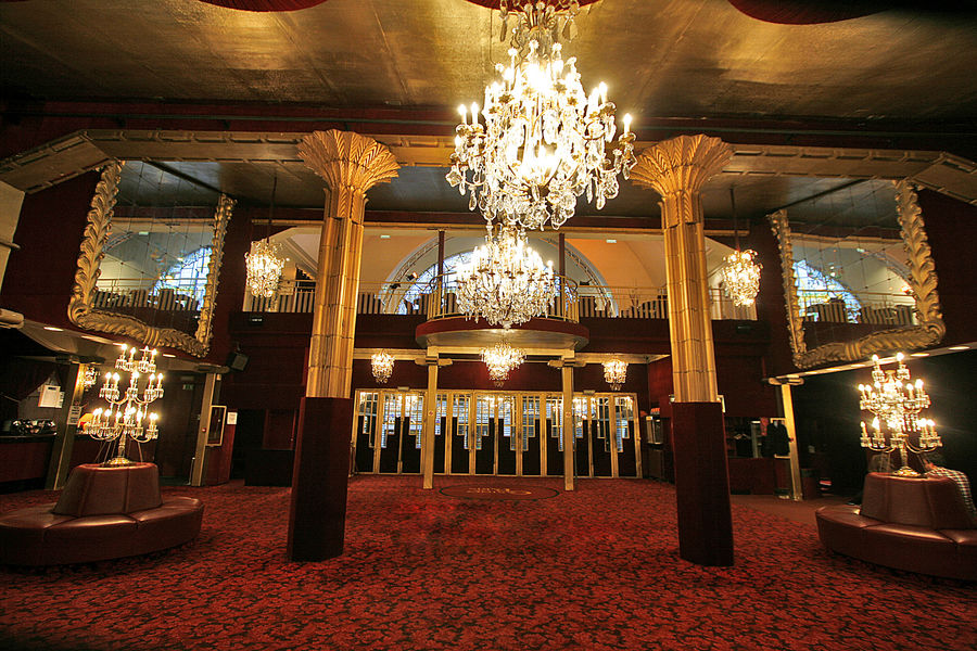 CASINO DE PARIS Hall Napoléon III