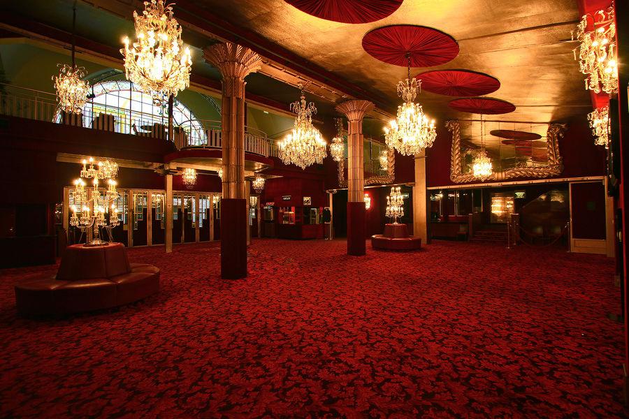 CASINO DE PARIS Hall Napoléon III
