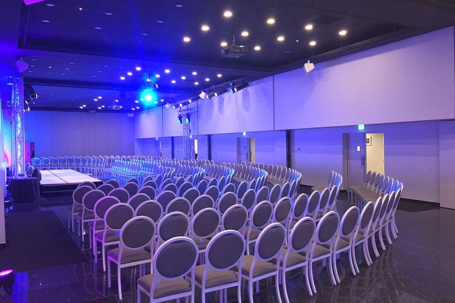 New Cap Event Center Sa