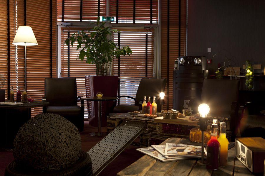 Hôtel Mercure Lyon Centre Saxe Lafayette **** Espace détente