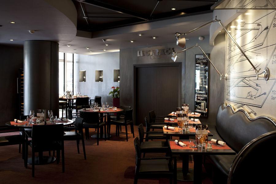 Hôtel Mercure Lyon Centre Saxe Lafayette **** Salle de restaurant