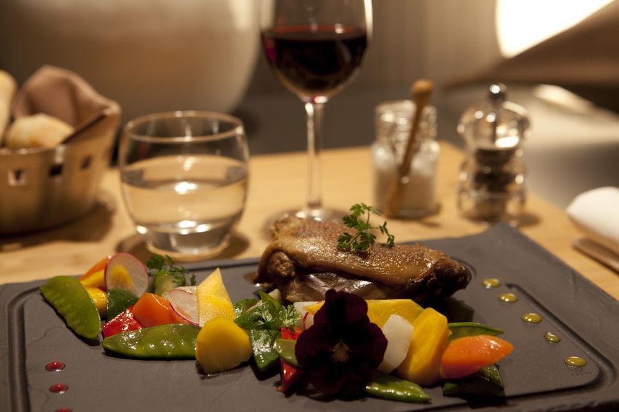 Hôtel Mercure Lyon Centre Saxe Lafayette **** Proposition culinaire