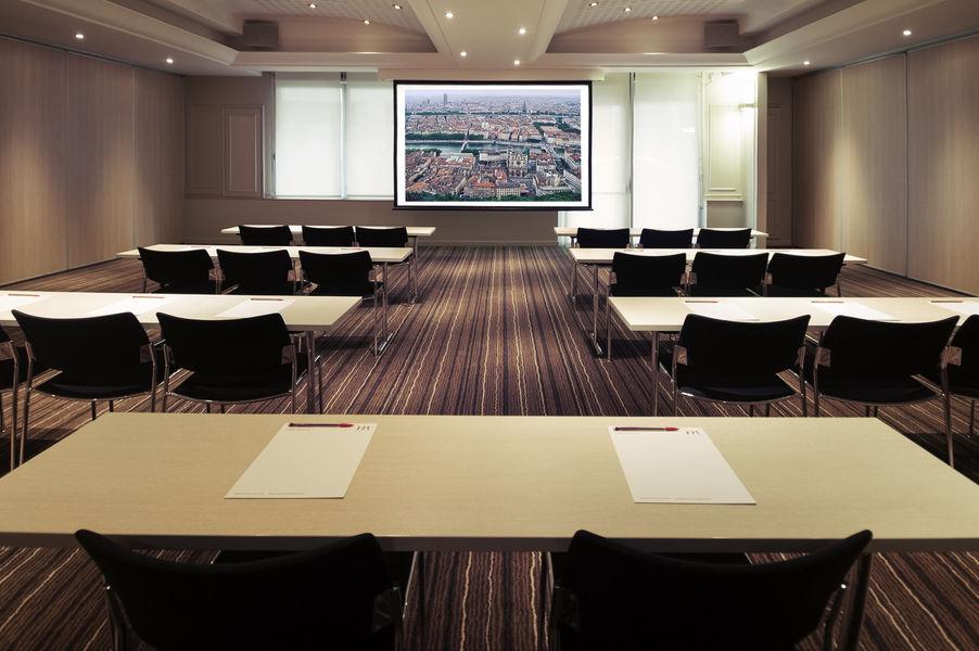 Hôtel Mercure Lyon Centre Saxe Lafayette **** Salle de conférence