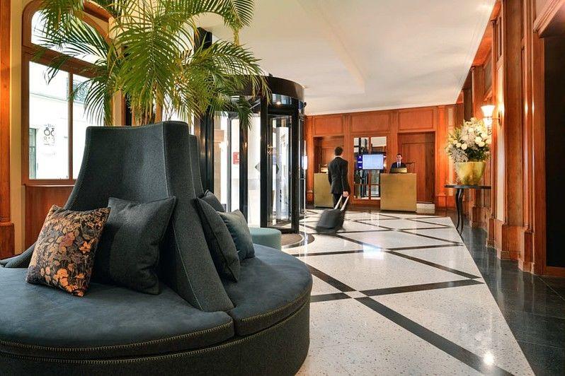 Hôtel L'Échiquier Opéra Paris **** Accueil