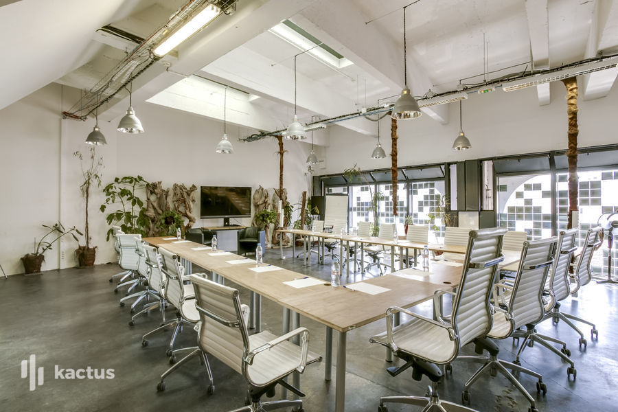 Be Together Coworking Salle de conférence atypique