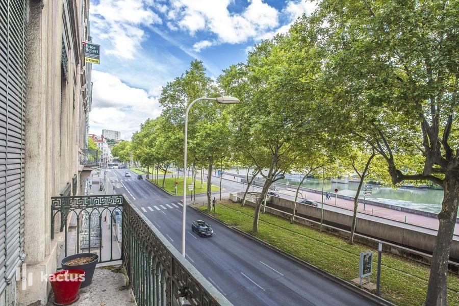 La Cordée Opéra Vue du balcon