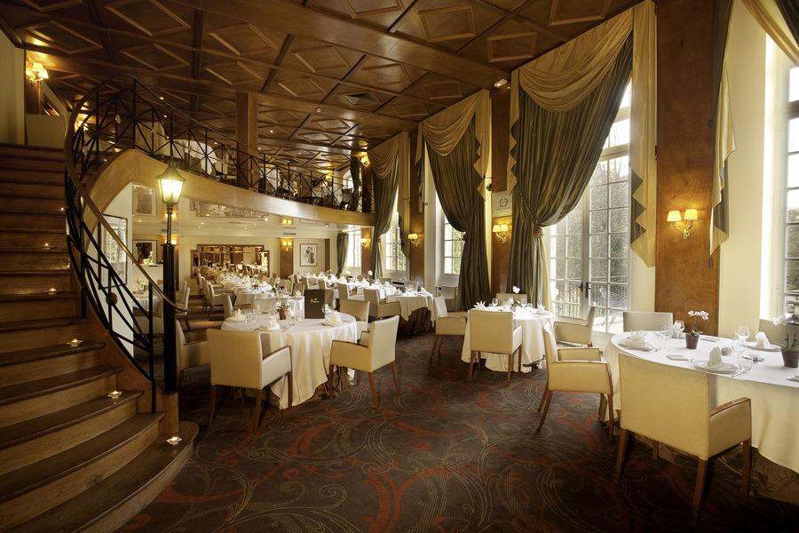 Château de Montvillargenne **** Restaurant