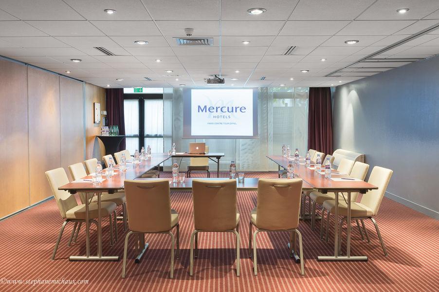 Mercure Paris Centre Tour Eiffel **** Salle de séminaire