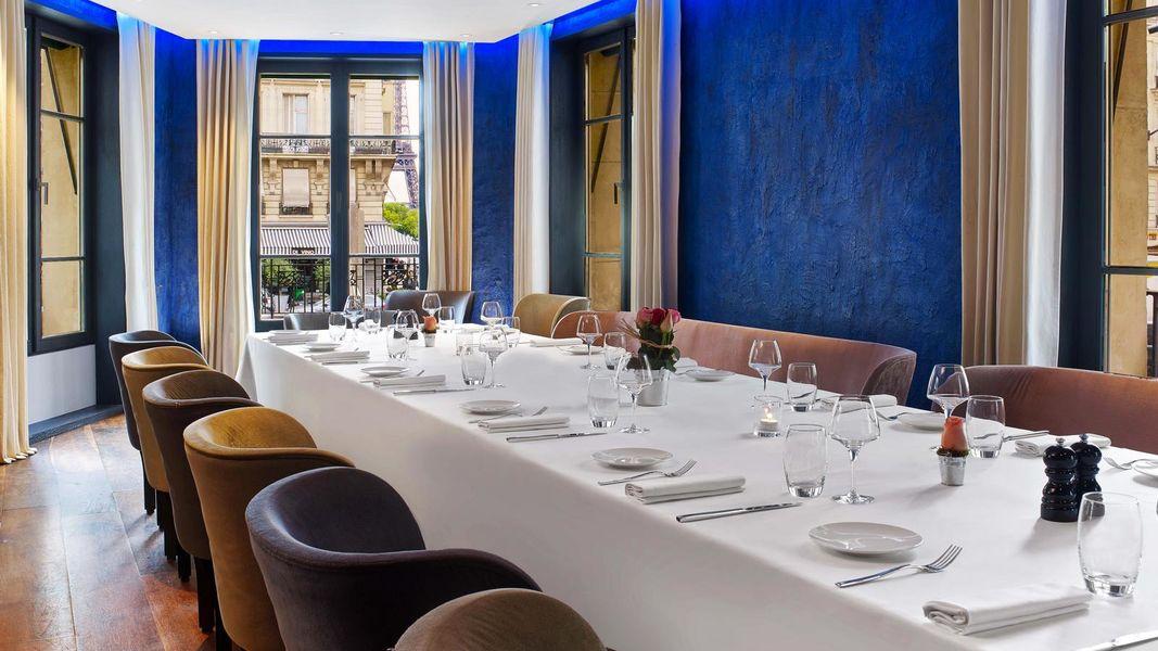 Le Metropolitan a Tribute Porfolio Hotel **** Salon Eiffel