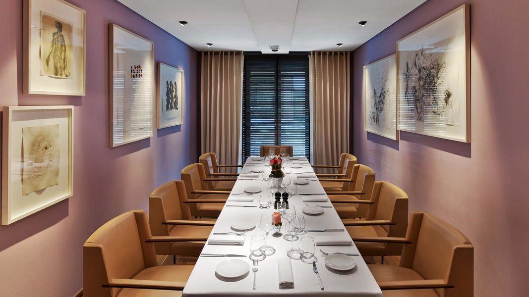 Le Metropolitan a Tribute Porfolio Hotel **** Salon Cheminée