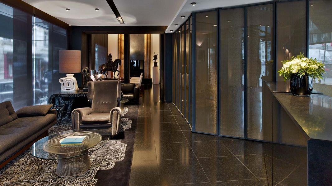 Le Metropolitan a Tribute Porfolio Hotel **** Accueil