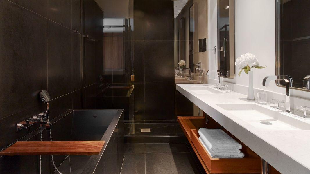 Le Metropolitan a Tribute Porfolio Hotel **** Salle de bain
