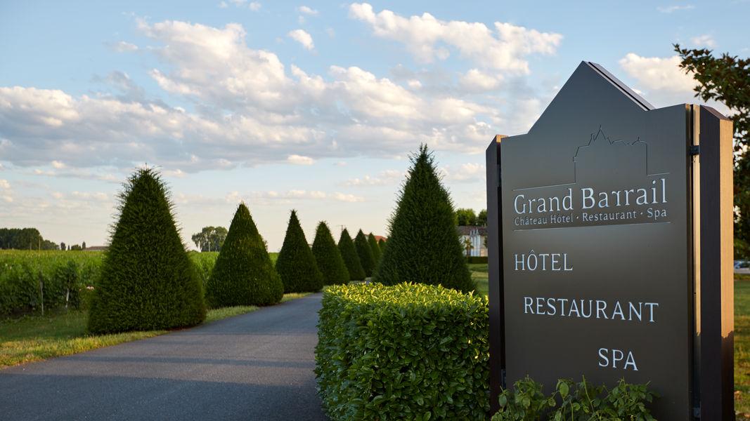 Grand Barrail Château Hôtel et SPA ***** Extérieur