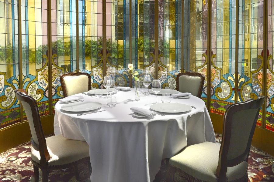 Grand Barrail Château Hôtel et SPA ***** Restaurant