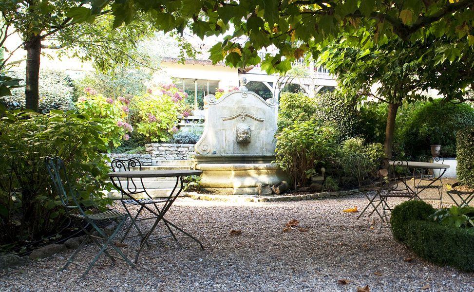 Etangs de Corot **** Terrasse