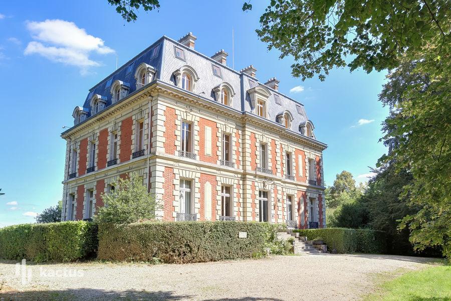 Chateau et orangerie de chatenay chateau de chatenay