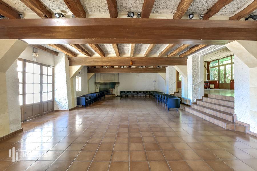 Château et Orangerie de Châtenay Salle de réception
