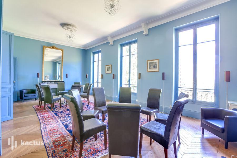 Château et Orangerie de Châtenay Salon de séminaire