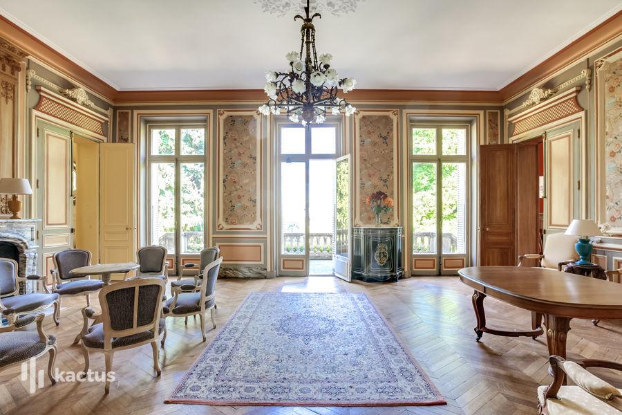 Château et Orangerie de Châtenay Salon