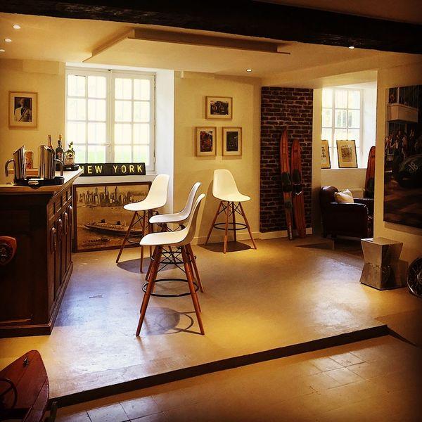 """Le Château de Vaugrigneuse Le """"Gallery"""""""