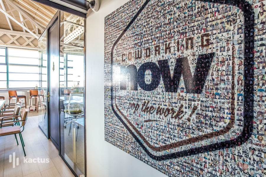 Now Coworking - Lyon Décoration