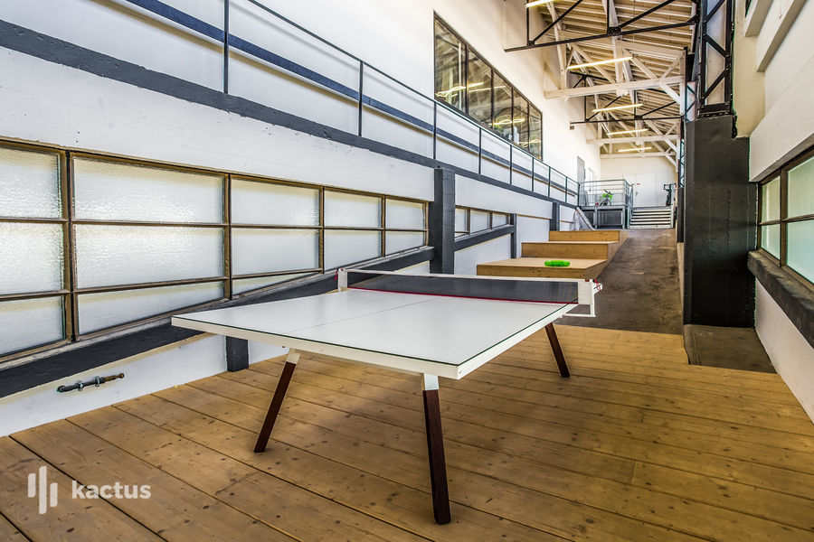Now Coworking - Lyon Salle Ping Pong