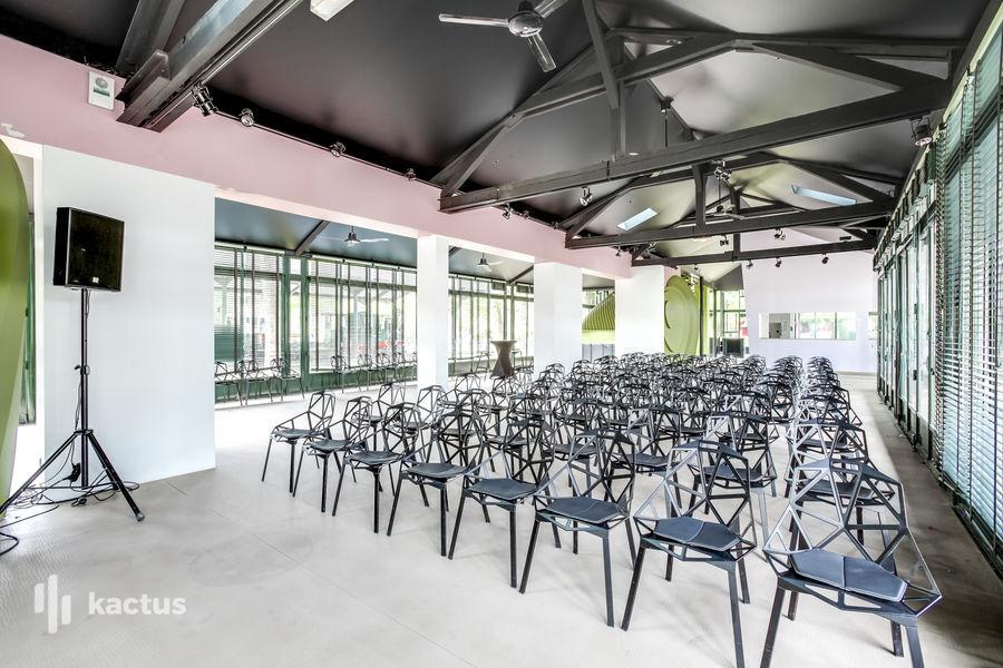 Jardin d'Acclimatation Salle de séminaire