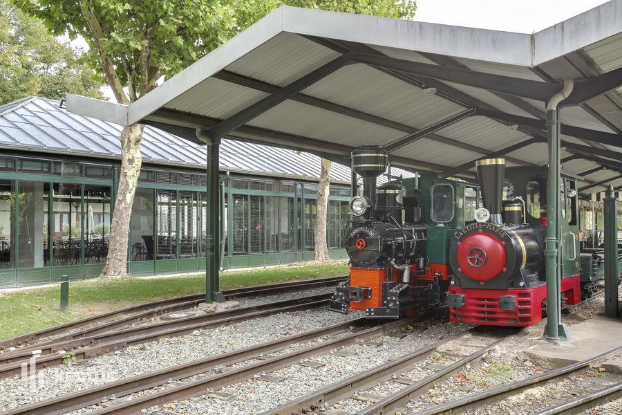 Jardin d'Acclimatation Petit Train
