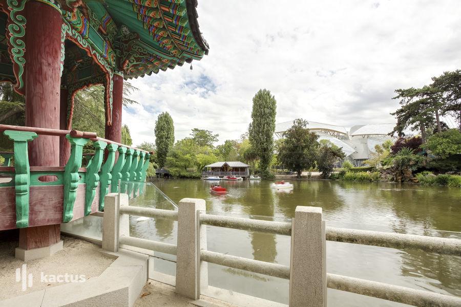 Jardin d'Acclimatation Jardin Coréen