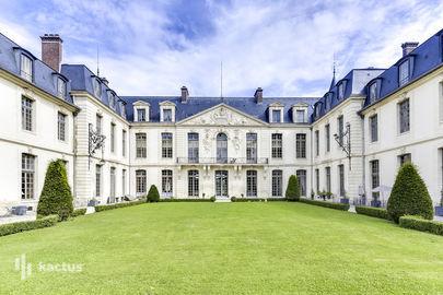 Façade Sud - Cour d'Honneur