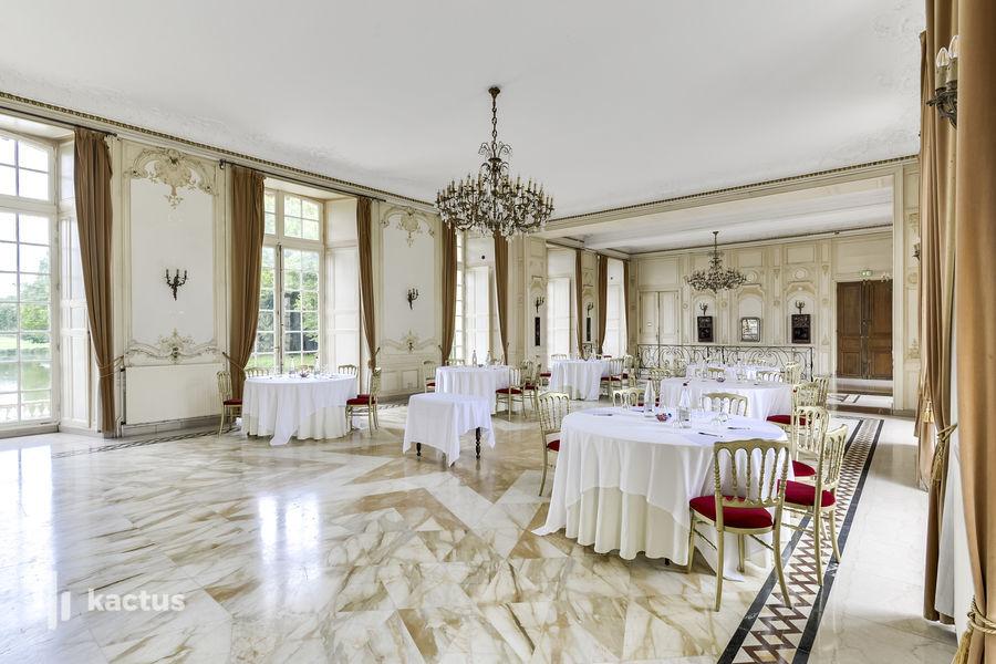 Château d'Ermenonville Salle de réception