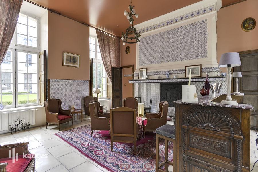 Château d'Ermenonville Salon