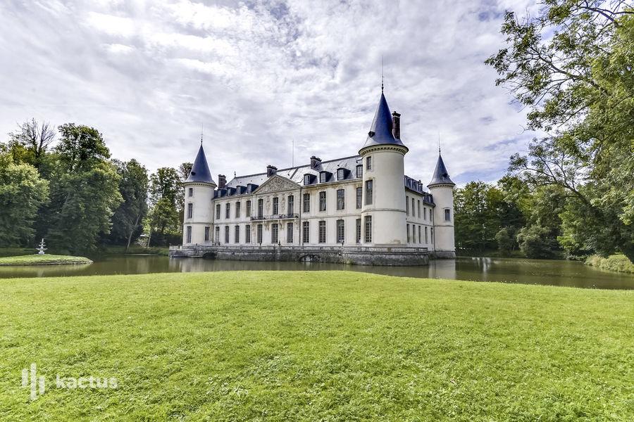 Château d'Ermenonville Façade