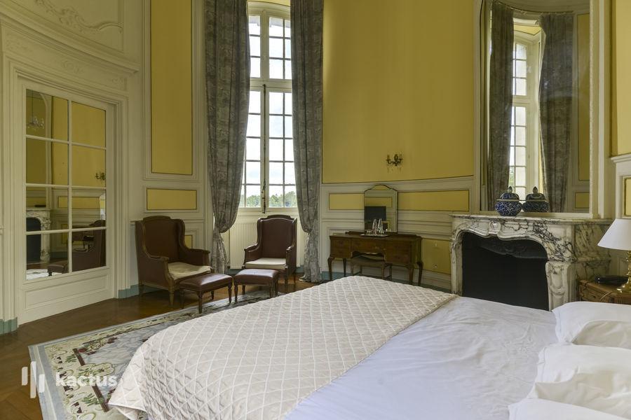 Château d'Ermenonville Chambre